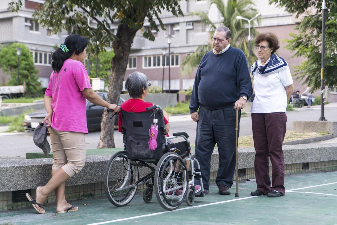 Daniel是台灣首個陪伴中風病友走過低潮的支持團體創辦人,這個支持團體的名字叫做「風中奇緣之友會(Stroke Survivors' Support Association)」。