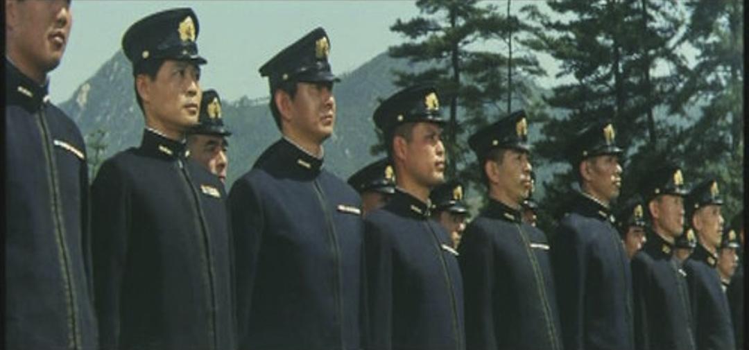 《啊,海軍》電影截圖。