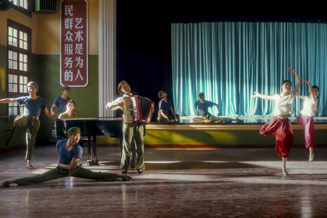 《芳華》電影劇照。 攝:Imagine China
