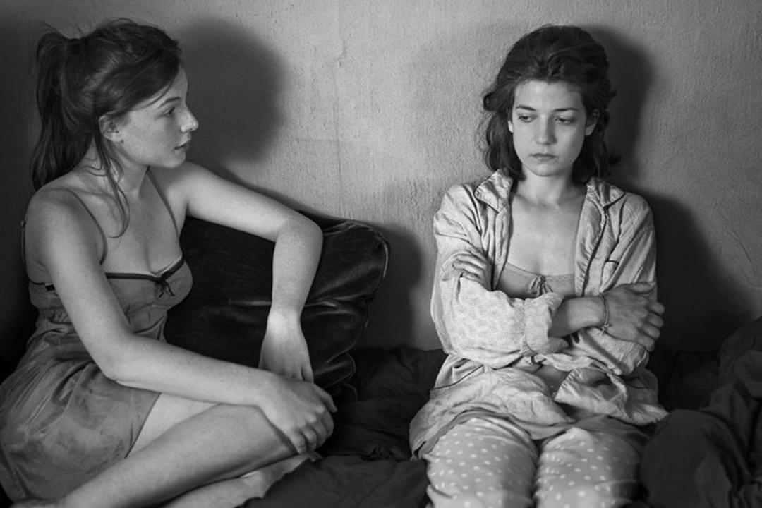 電影《L'amant d'un Jour》劇照 。 圖片來源:網上圖片