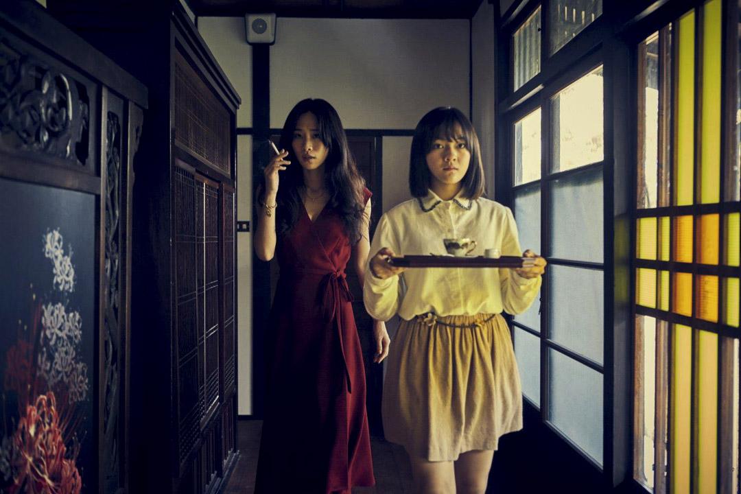 《血觀音》電影劇照。