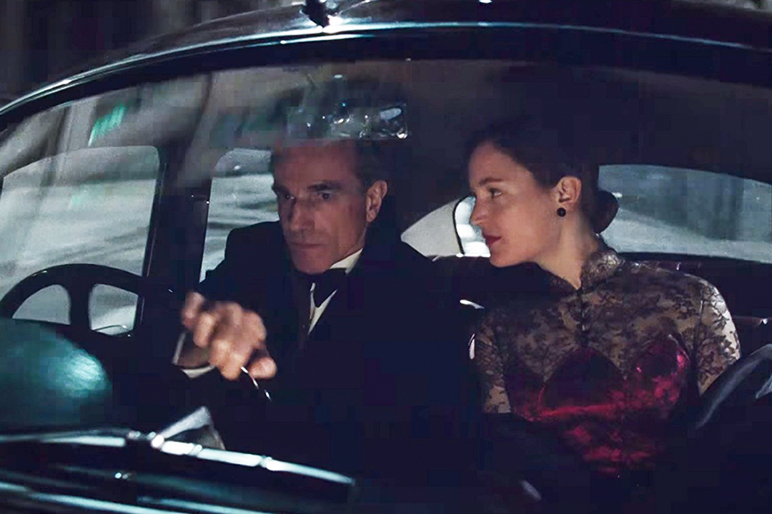電影《Phantom Thread》劇照 。