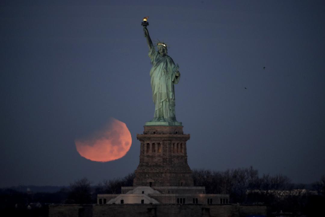 美國,紐約。