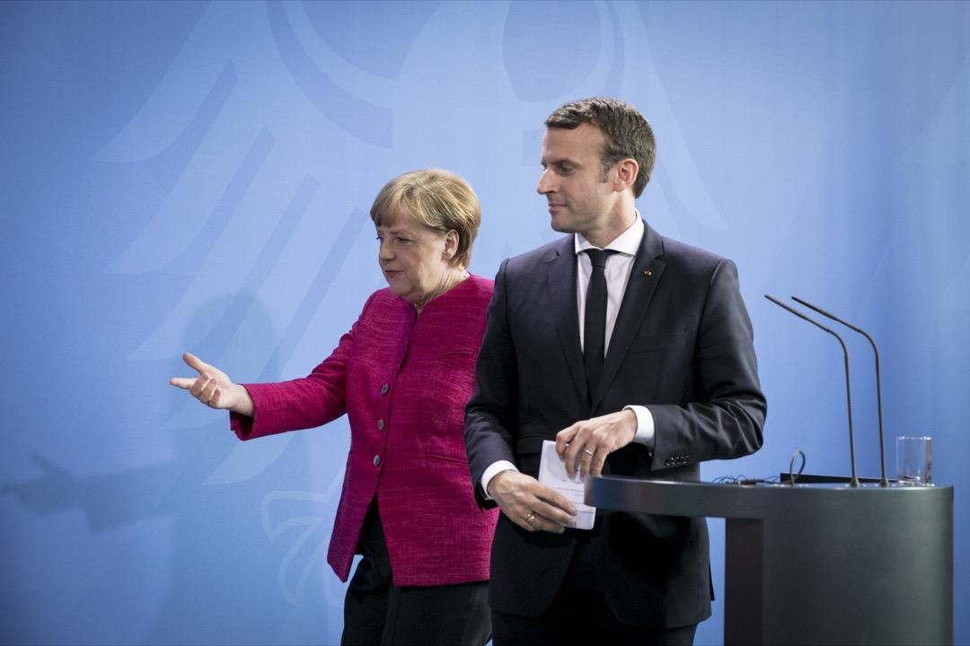 默克爾和馬克龍兩人在各自的選舉中獲勝,穩住了歐盟的中流砥柱。在支持全球化方面,他們對抗特朗普的立場上又一致,對歐洲意義重大,對特朗普來說不是好消息。