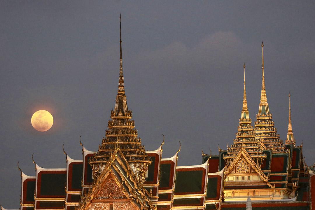 泰國,曼谷。