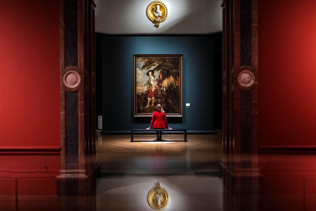 2018年1月23日,英國倫敦的皇家藝術學院以「查理一世:國王和收藏家」為主題,策劃並展出由盧浮宮及普拉多博物館(Museo Nacional del Prado)借回來,由查理一世當主角的藝術作品。