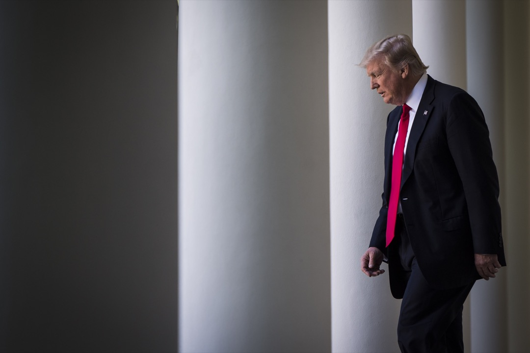 特朗普不可逆地耗盡美國幾十年積累下來的外交軟實力資源,即便三年後換上新總統,也不一定能挽回。