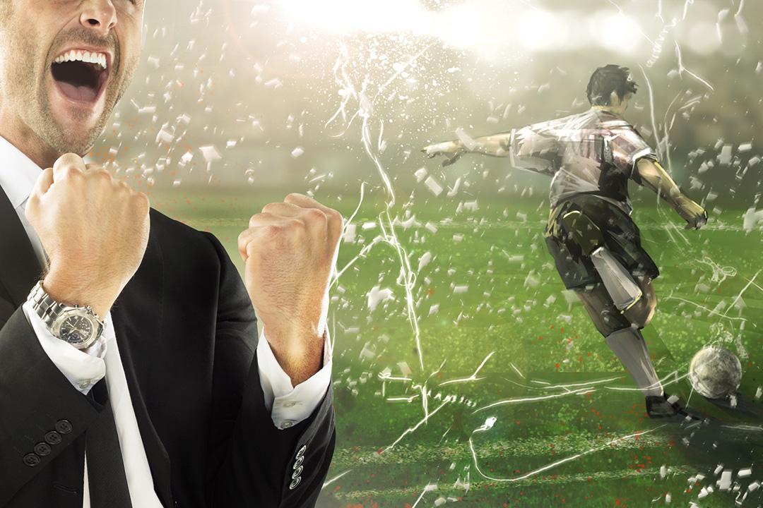 而在《足球經理人》中,玩家扮演球會的領隊,須打理球會所有業務。 遊戲海報