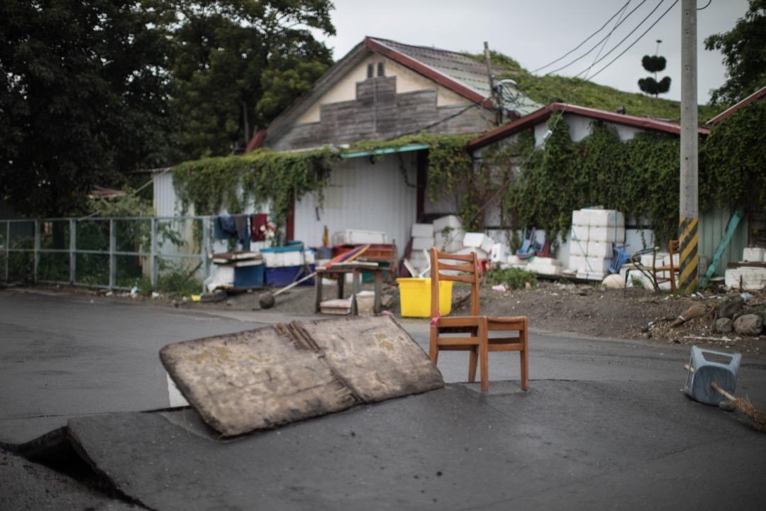 台灣現行的空間規劃仍然不願碰觸潛在災害風險的議題,忽略從國土計畫、區域計畫、都市計畫、建築管理一層層解決問題的減災策略。