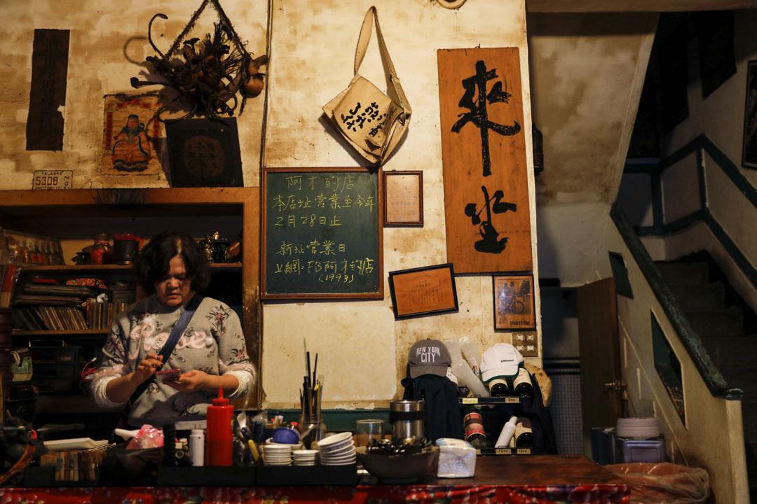 阿才的店營業至2月28日,曾經這樣一個寫滿了「台灣故事」的飲食空間要暫時歇業,令不少人都紛紛前來告別。