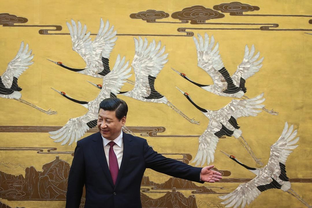 習近平把中共轉型的政治工程,似乎已完成了一大半,接下來他有甚麼招數可出,將是當代中國研究的重大看點。 攝:Feng Li/Pool via Getty Images