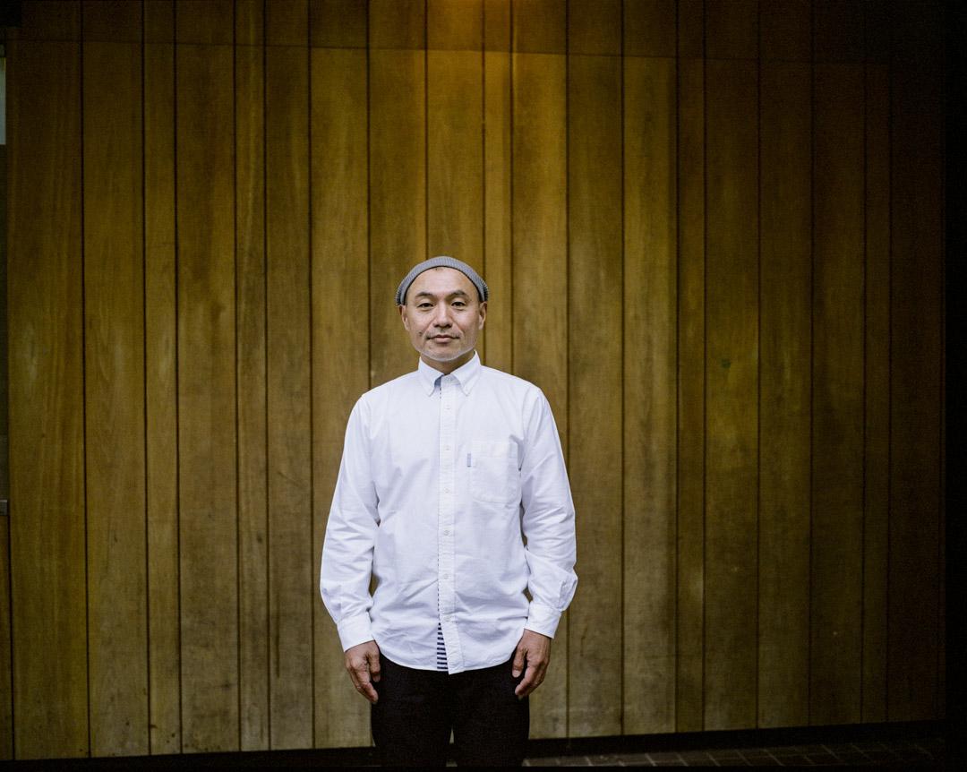 湯淺政明是一位日本動畫導演、編劇、造型設計與原畫師,是1990年代日本動畫業界的代表性原畫師之一。 攝:林振東/端傳媒