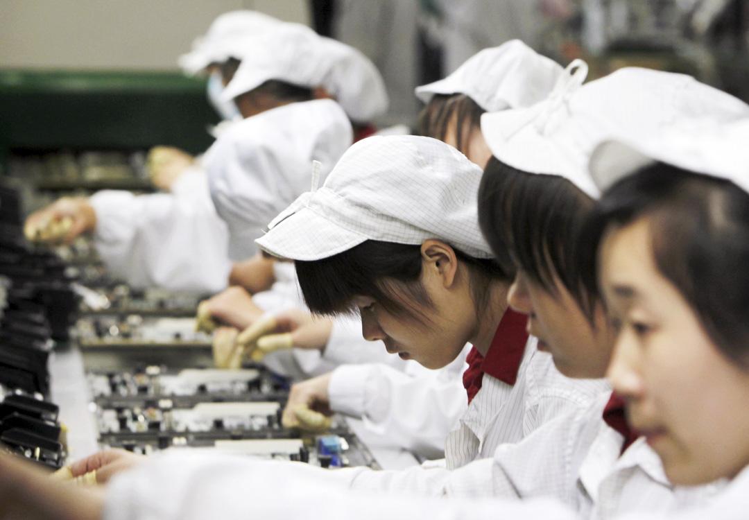 深圳富士康女工,發表公開文章,要求工廠建立車間性騷擾防範措施。