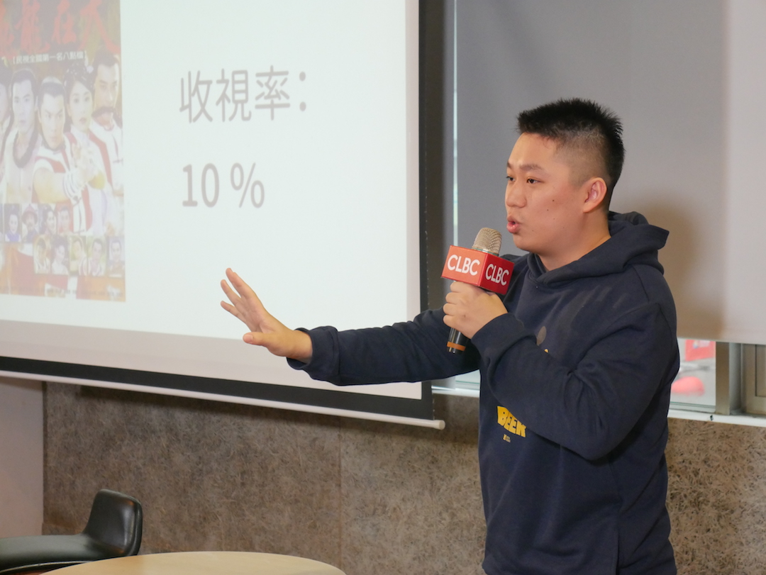 「臺灣吧 - Taiwan Bar 」創辦人DJ Hauer 謝政豪。