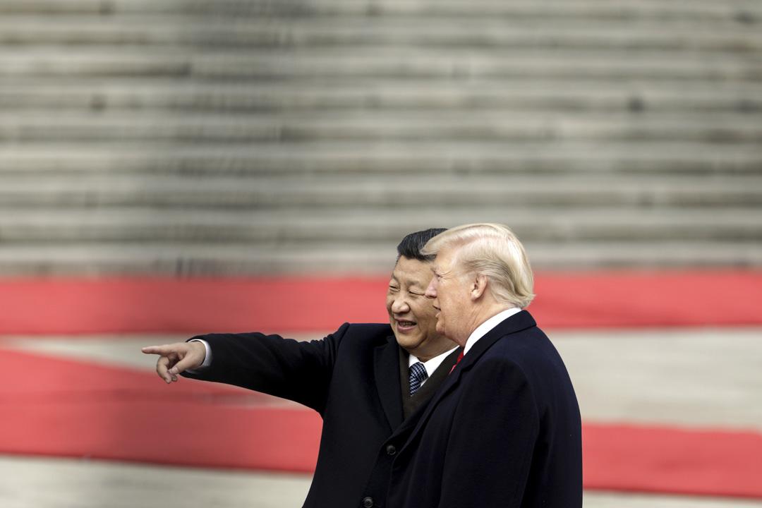 在習近平新時代中國特色社會主義經濟思想指導下,國內的問題都不是問題,真正的問題來自於外部,特別是指美國與國際環境,像是美國強化保護主義的政策,就會使中國受損,特朗普的減稅措施也將吸引全球資金,影響各國對中國的投資。