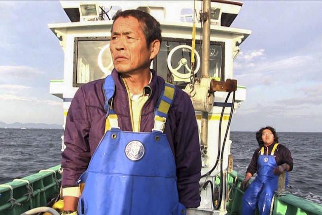 紀錄片《福島漁民物語》劇照。 網上圖片