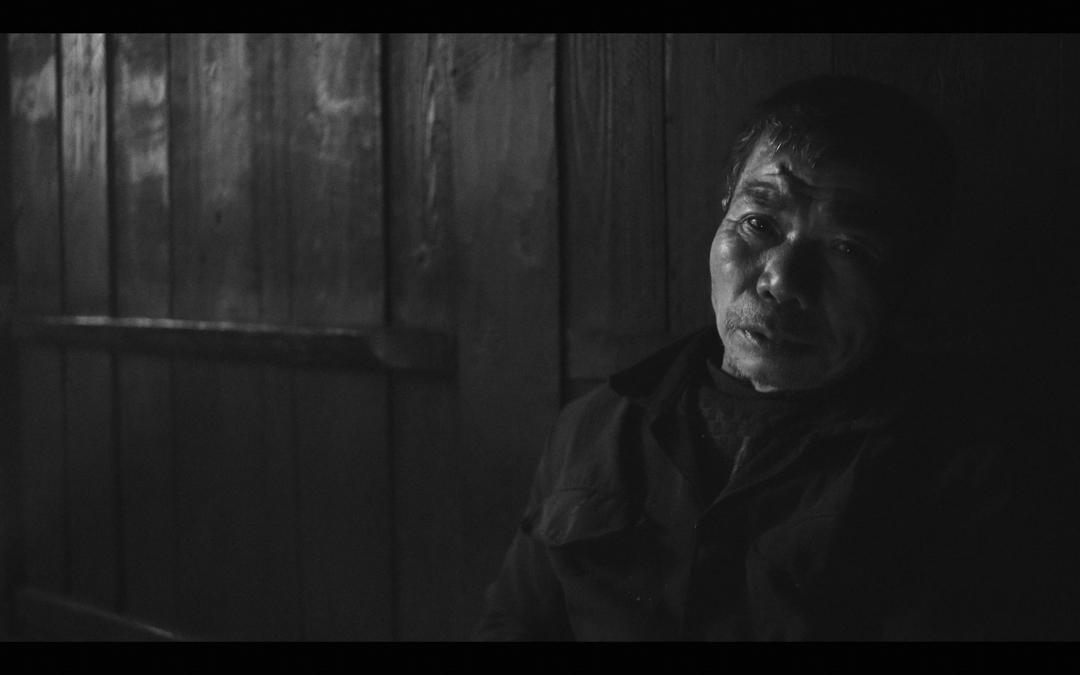 蕭瀟《團魚岩》紀錄片劇照。