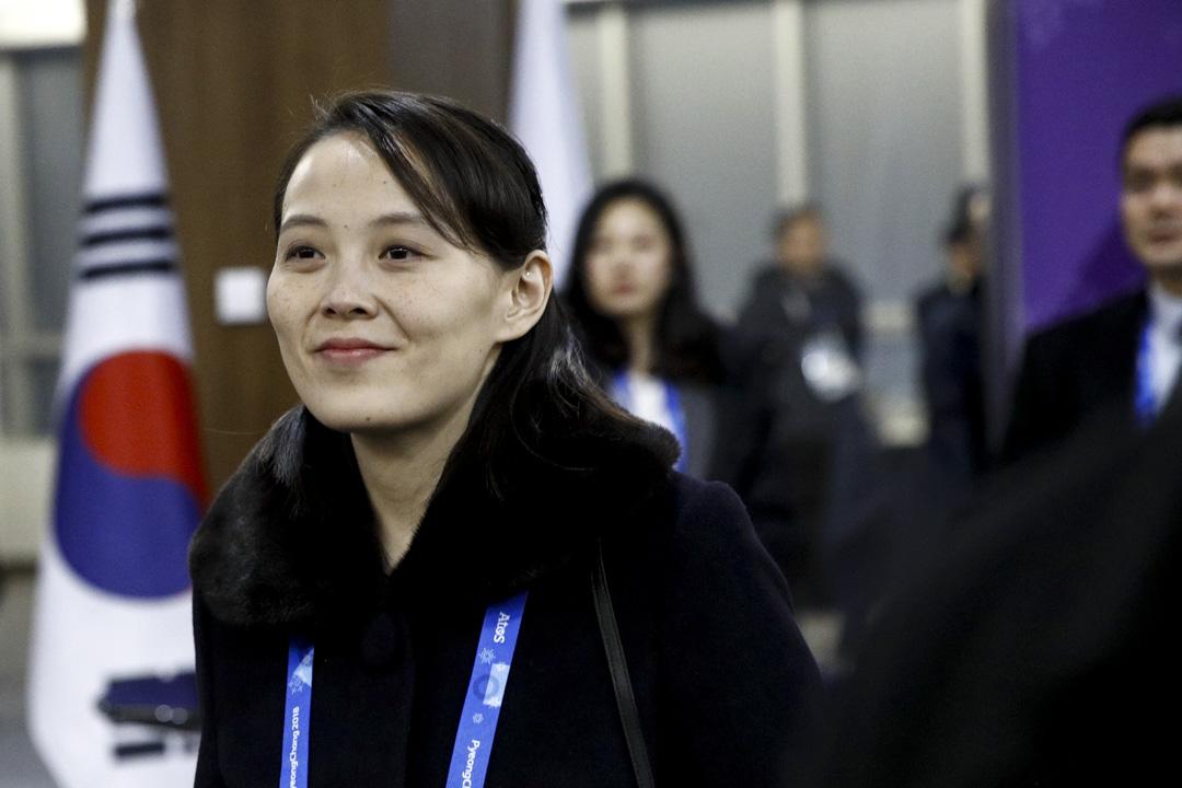 被西方世界的北韓問題專家[形容為「性格甜美、善良」的金與正,在南韓冬奧會上表現大方得體,贏得國際好評。