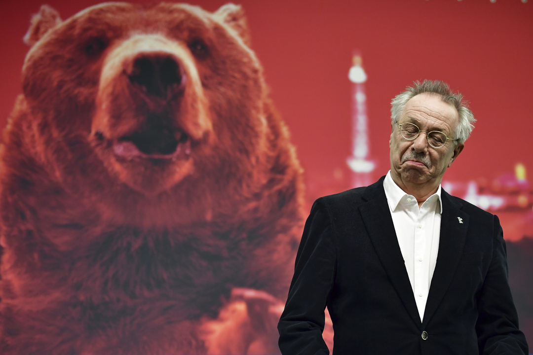 2001年上任的柏林影展主席狄特寇斯力克(Dieter Kosslick)的任期也邁入尾聲。