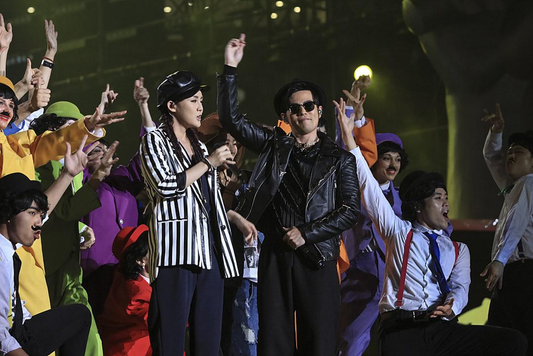 台灣從前流行音樂的時代,曾經有一個很好的讓創作者得到回饋的機制。這些年CD銷售量下跌,機制也沒有了。圖為周杰倫在中國綜藝節目「中國新歌聲」當評審。
