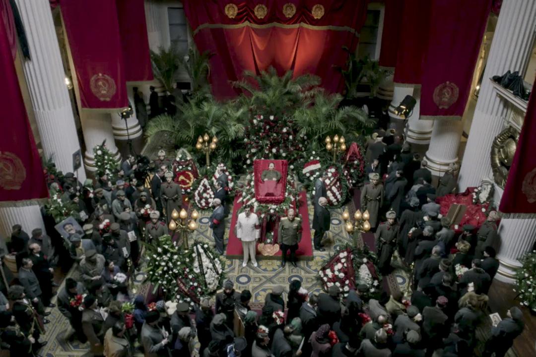 《斯大林之死》電影片段。 圖:影片截圖