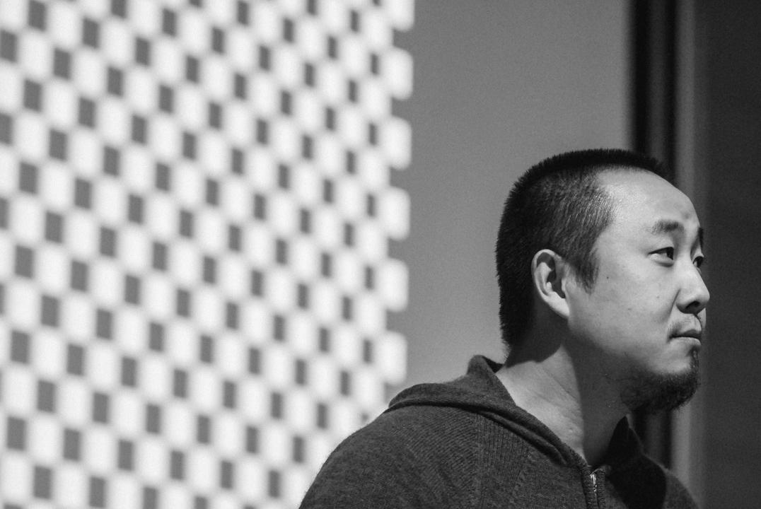顏峻,中國音樂家、詩人和聲音藝術家。 攝:Imagine China