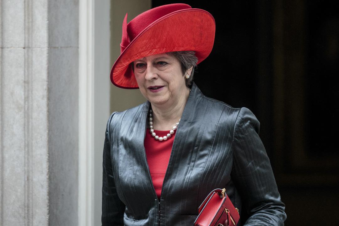 英國首相文翠珊(Theresa May)指俄羅斯政府「極有可能」為俄前特工中毒案的幕後策劃者。 攝:Jack Taylor/Getty Images
