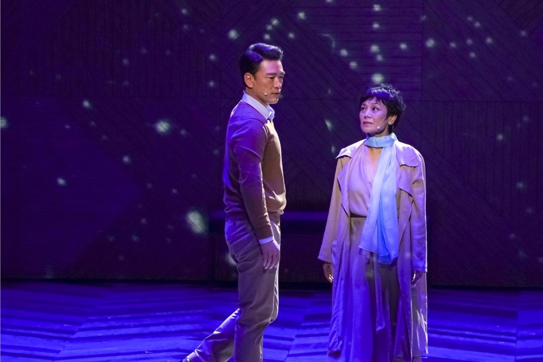 舞台劇《聊齋》演出。