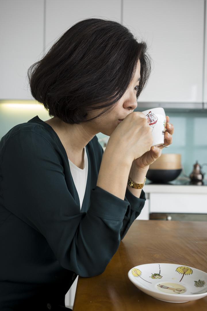 莊祖宜修讀人類學出身,曾專攻語言人類學方向,她觀察到,世界上很多不同的議題都可以從語言和飲食切入。