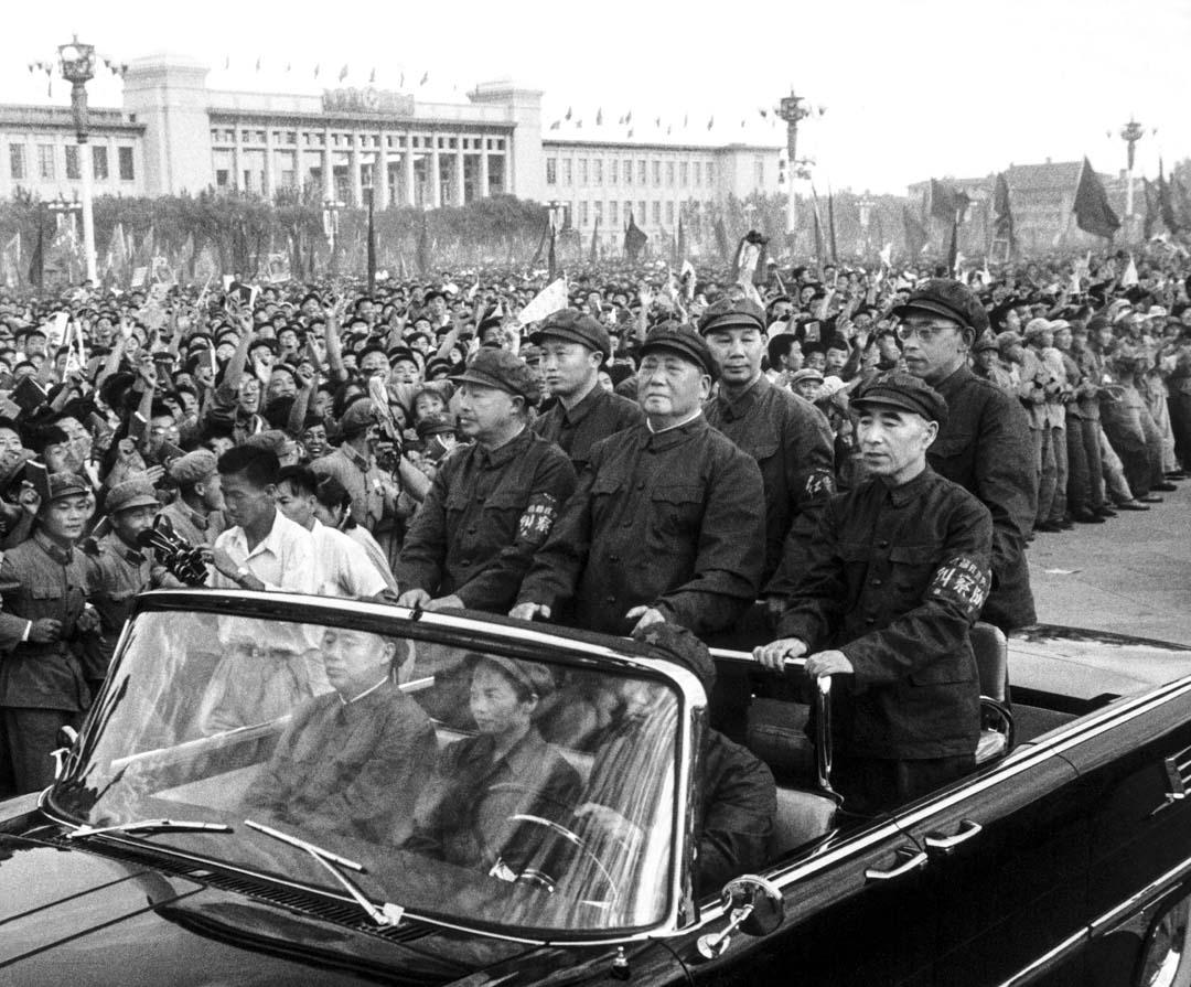 文化大革命,是一場於1966年5月至1976年10月間在中國境內所發生的政治運動。由時任中國共產黨中央委員會主席的毛澤東與中央文化革命小組,自上而下動員成千上萬紅衛兵在中國大陸進行全方位發動的階級鬥爭。
