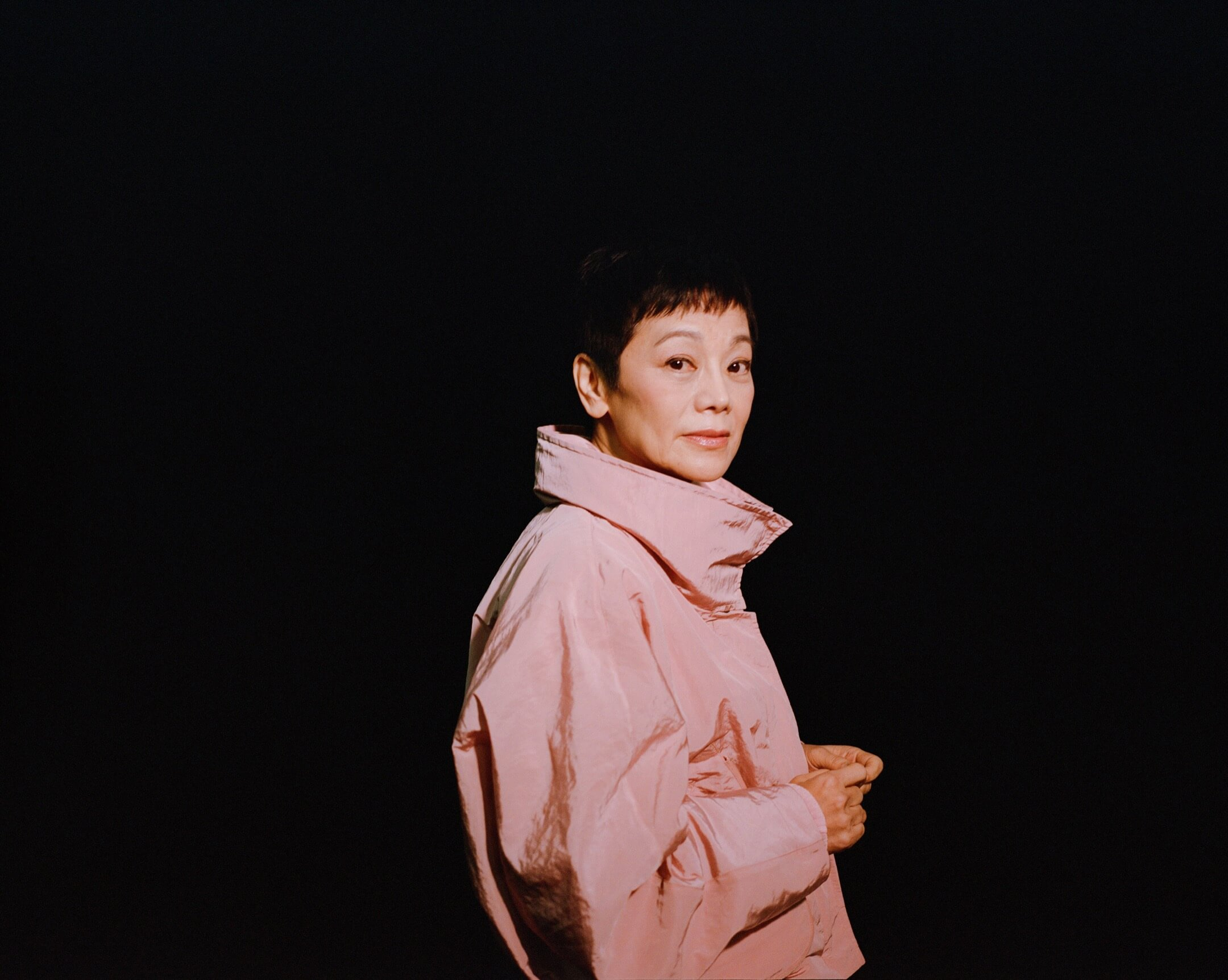張艾嘉。 攝:Stanley Leung/端傳媒