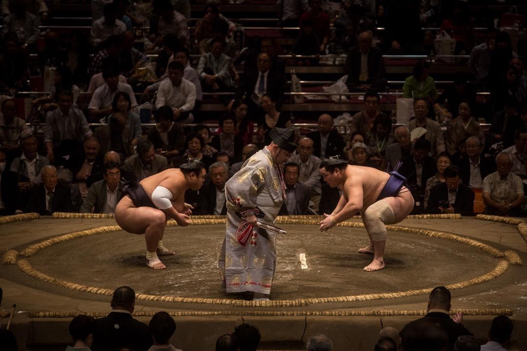在日本禁止女性踏入被視為聖地的習俗,稱作「女人禁制」。這些禁止女性進入的「聖地」多帶有宗教色彩,如社寺、靈場(道場)或祭場,又成為「女性結界」。 攝:Chris McGrath/Getty Images