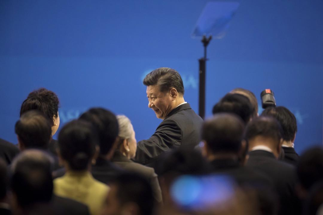 這場法律戰乍看是美國獲勝,但實際情形並沒有太多改變,仿冒盜版依舊猖獗;中國雖也修改著作權法,在內容審查上仍是換湯不換藥。圖為2018年4月10日,國家主席習近平出席博鰲論壇。