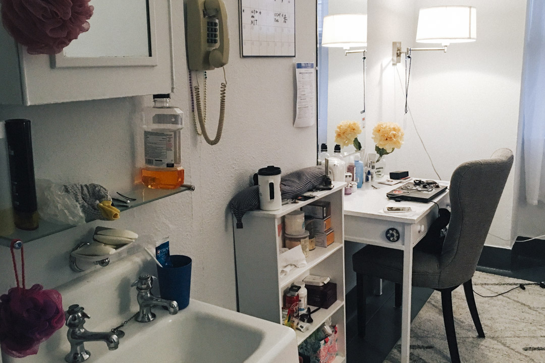 韋伯斯特(Webster Apartments)女子公寓的獨立房間。