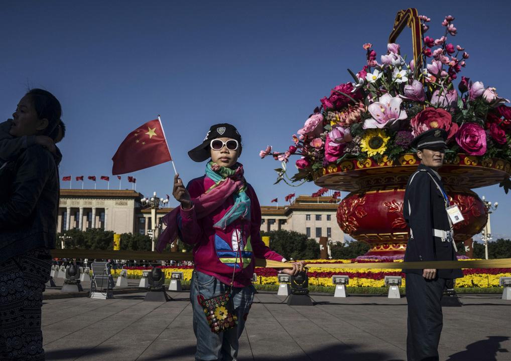 中國施派誕生於自由主義和新左派的論戰之中。他們一方面借用施密特的思想來猛烈抨擊自由主義的諸多弊病,另一方面亦會透過施密特思想,回應中國當前的現代性危機。 攝: Kevin Frayer/Getty Images