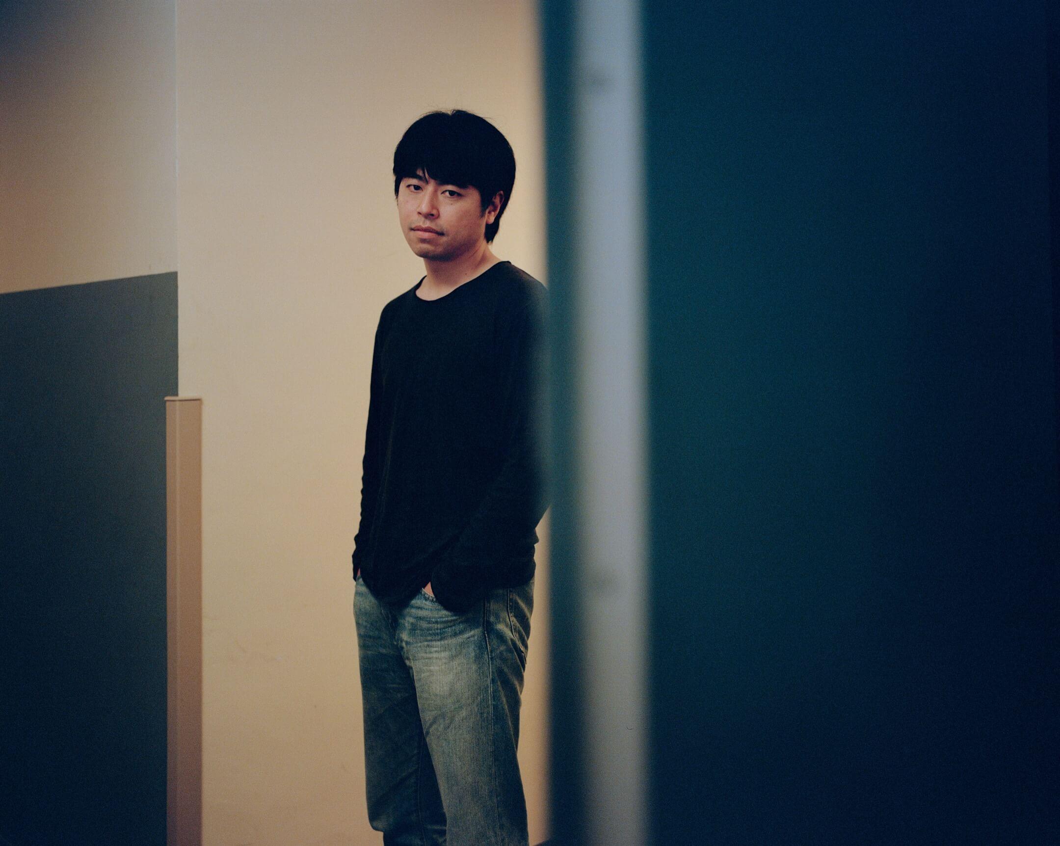 石井裕也,生於1983年,日本導演、編劇、製作人。最新作品《東京夜空最深藍》 獲得第12屆亞洲電影大獎最佳導演。 攝:Stanley Leung/端傳媒