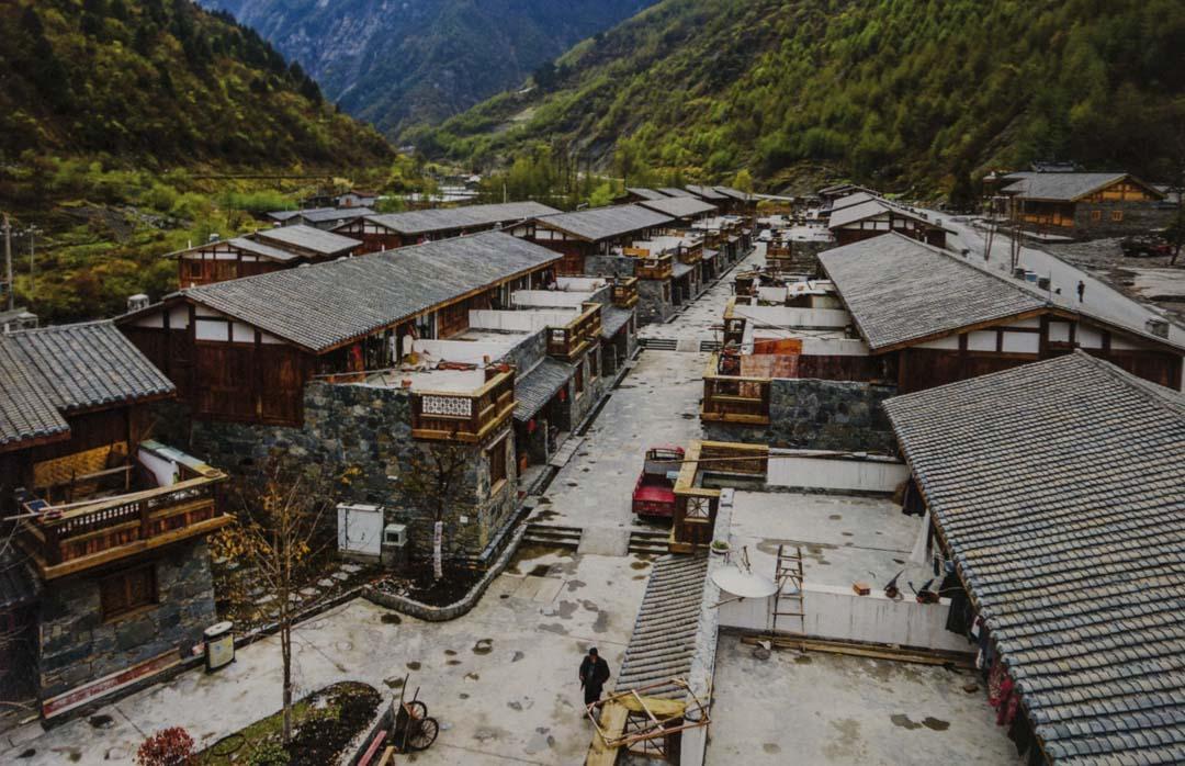 卧龍保護區鄉土文化遺產。
