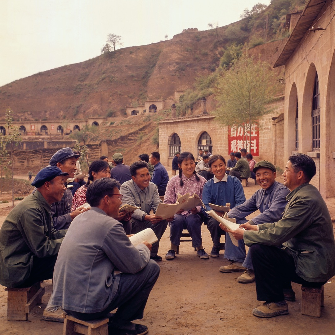 始於1968年、旨在對中國知識分子進行思想改造的「五七幹校」,距今已經整整五十年。它是1949年後中共對知識分子的長期「強制說服」過程的後期階段。 攝:VCG via Getty Images