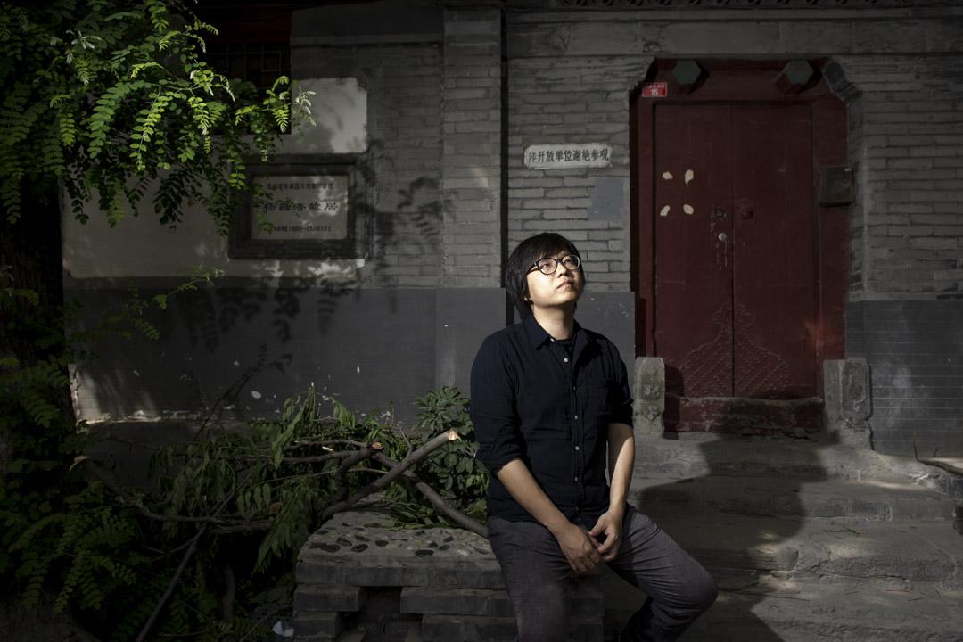 朱起鵬生活在北京,曾在國家體制內工作。曾意識到在中國的現實情況中,年輕建築師很難真正表達個人意志,而現在他以新角色進行跨學科領域的探索,書寫城市發展的「野史」,並利用互聯網平台打造或實體或虛擬的文化產出。