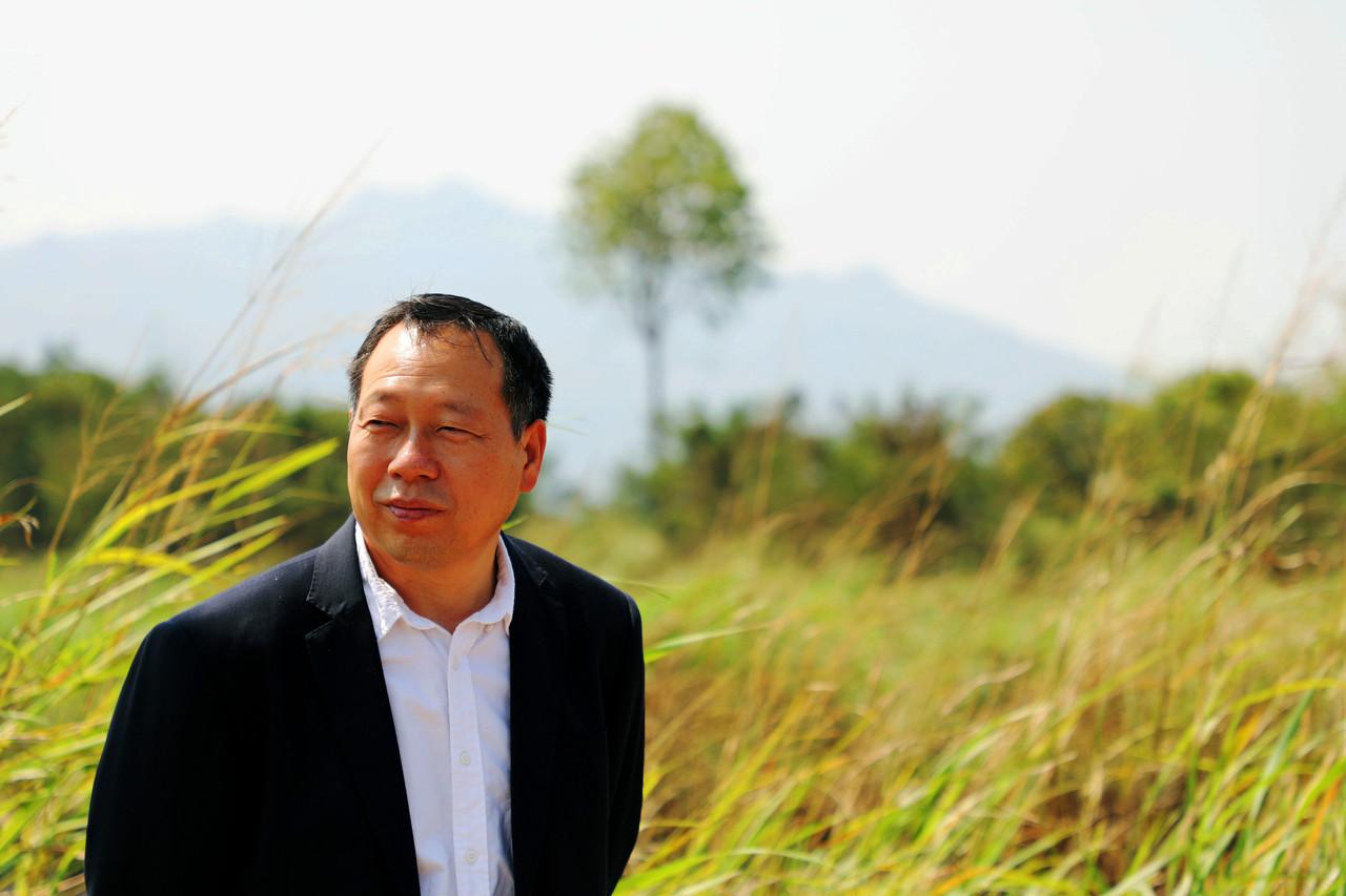 Li Guanghe 是泰國高鐵項目的負責人,該項目可能關係到中國能否實現其出口高鐵的希望。