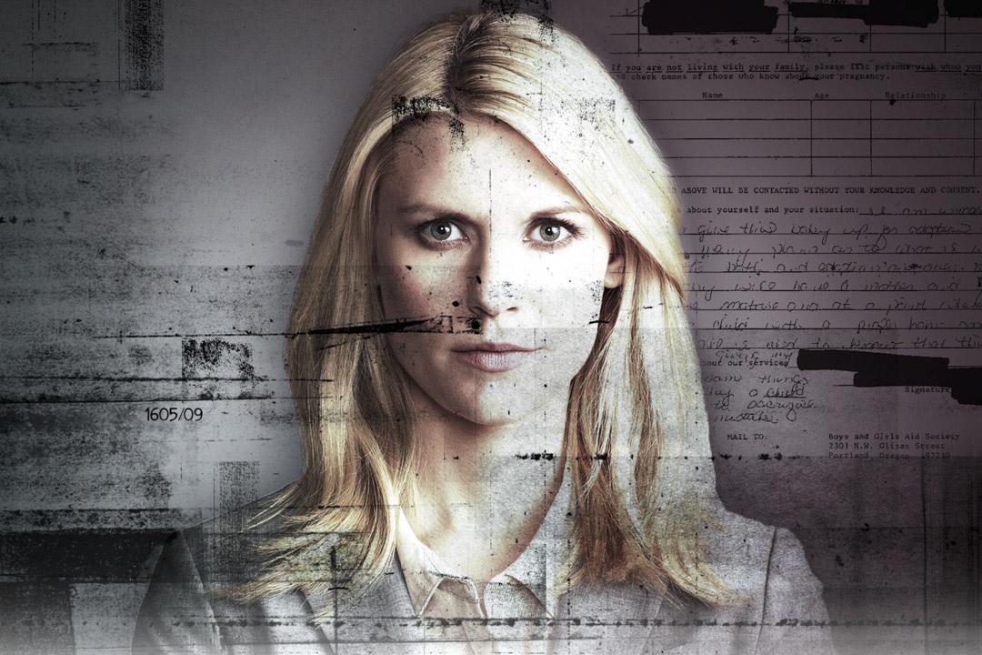 美劇《國土安全(Homeland)》第七季宣傳劇照。