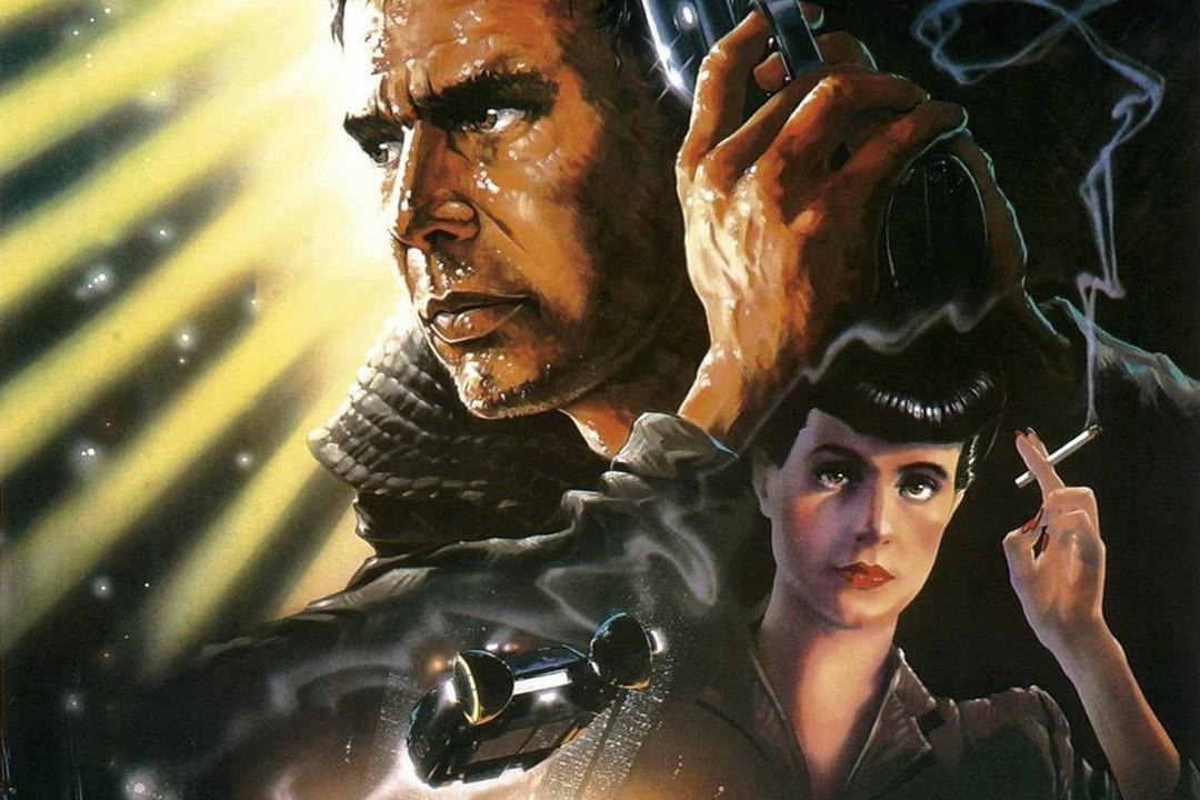 《Blade Runner》電影劇照。