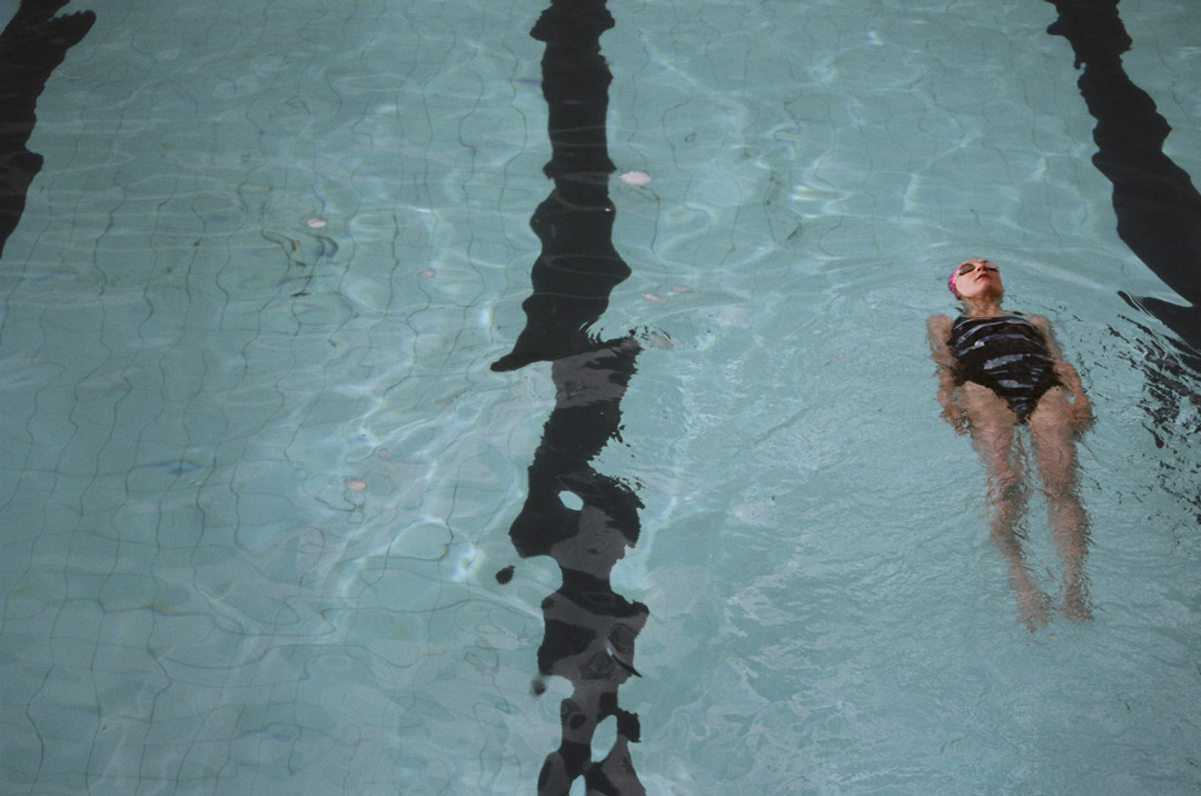 《水》劇照。