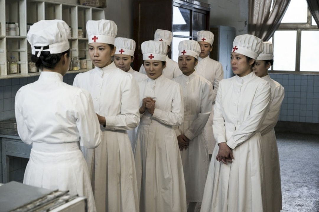 台灣日治時代為背景的新劇《智子之心》,播出兩集後就被電視台腰斬。 網上圖片