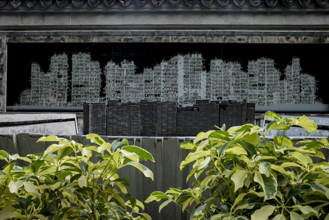 九龍寨城曾是世界上人口密度最高地區的寨城,90年代清拆,現址為九龍寨城公園。