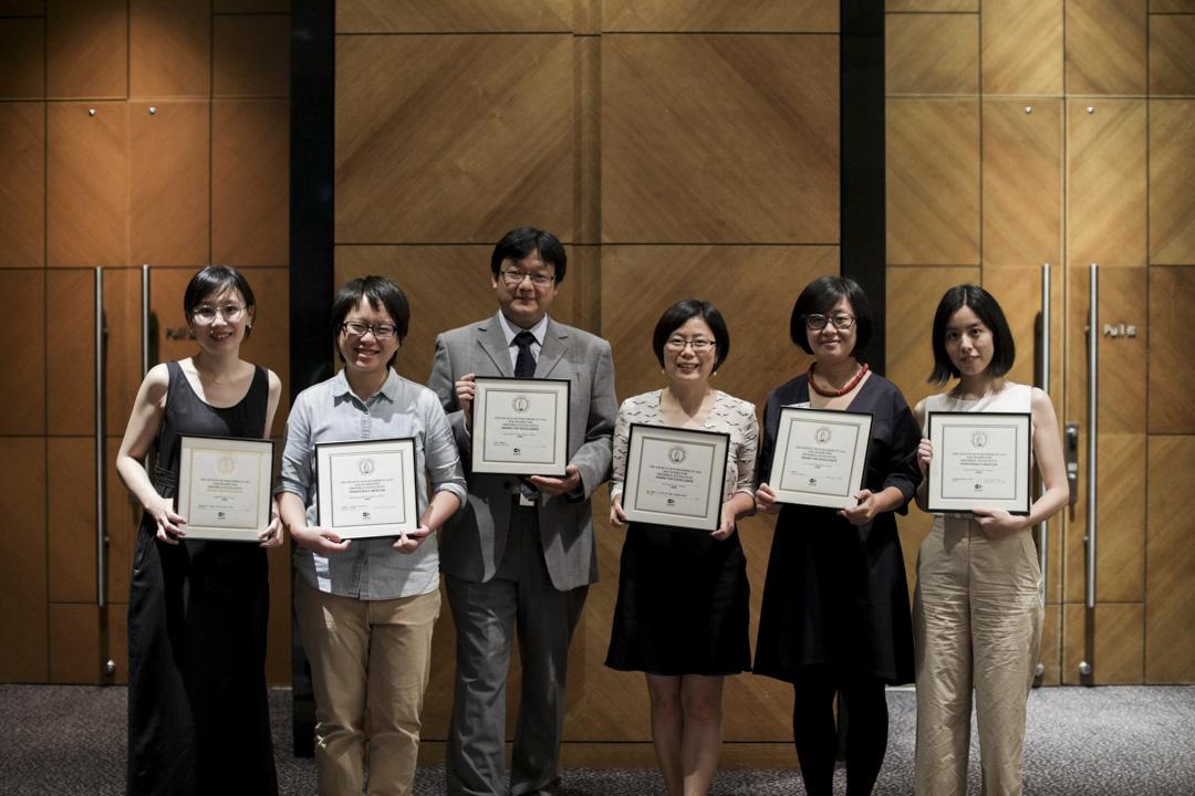 2018年6月13日,亞洲出版協會「2018年卓越新聞獎」揭曉,端傳媒奪得六個獎項。 攝:Stanley Leung/端傳媒