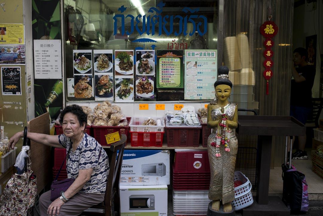 九龍城因為有不少泰國食肆、商鋪,有香港「小泰國」的稱號。