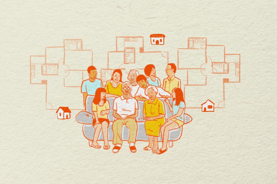 台灣新北市正在嘗試「青銀共居」的養老新模式。