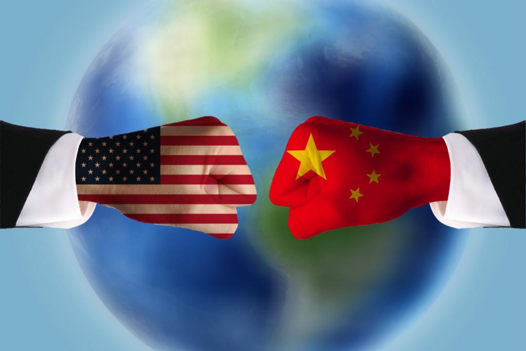 中美貿易戰再現緊張局勢。 攝:Imagine China