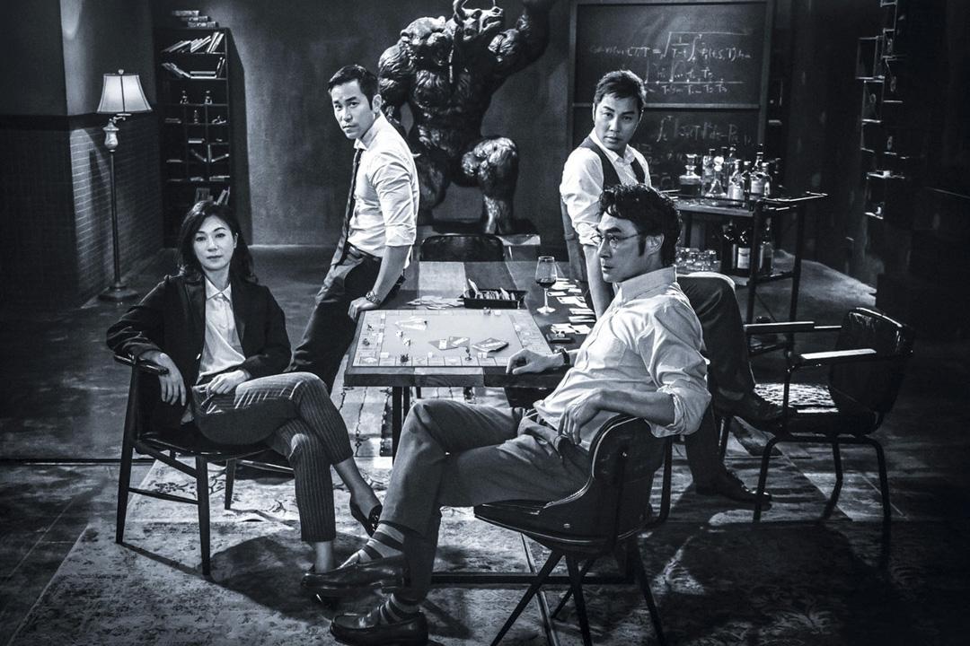 《東方華爾街》劇照。 網上圖片